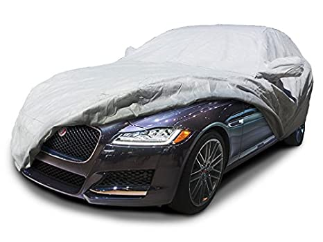 Amazon.com: CarsCover - Funda para coche Jaguar XF ...