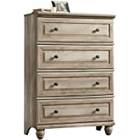 Better Homes and Gardens Crossmill 4-Drawer Dresser (Weathered)