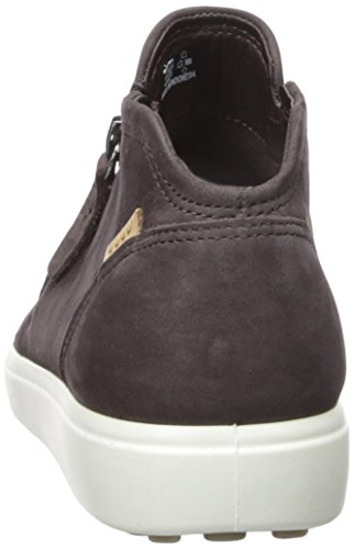 Alte 7 ECCO Shale da Soft Ladies Scarpe Donna Powder Ginnastica Marrone YS5gYqx