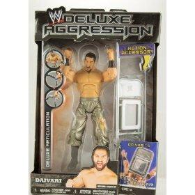 Jakks Pacific WWE Wrestling Deluxe Aggression Series 10 Daivari Action Figure