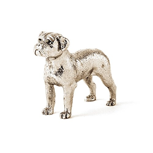 tiff Made in UK Artistic Style Dog Figurine Collection ()