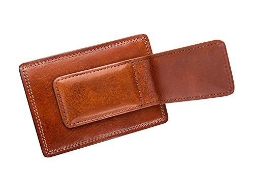 bosca-mens-dolce-collection-deluxe-front-pocket-wallet-one-size-amber