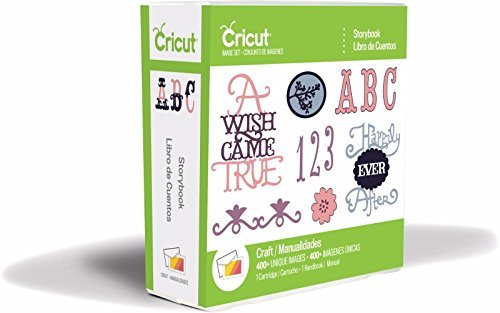 Cricut Storybook Cartridge ()