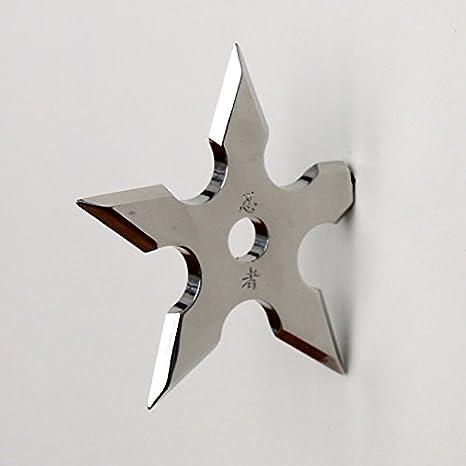 Amazon.com: Caliente vender Ninja Throwing Estrella de la ...