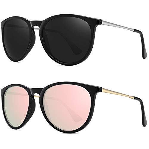 WOWSUN Polarized Sunglasses for