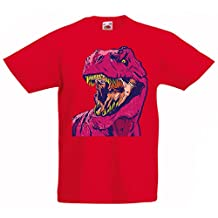 Funny t shirts for kids Dino
