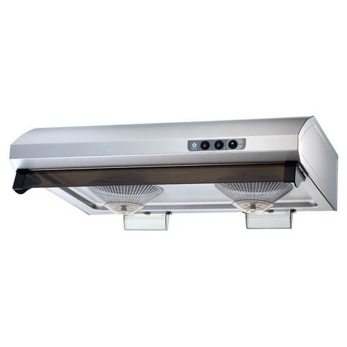 Sakura 30″ Hairline Stainless Steel Under Cabinet Range Hood R747-II-30HS