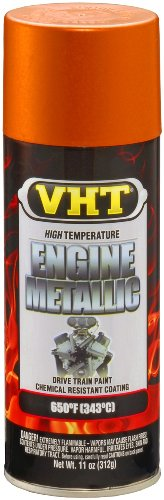 VHT SP402 Engine Metallic Burnt Copper Paint Can - 11 oz.