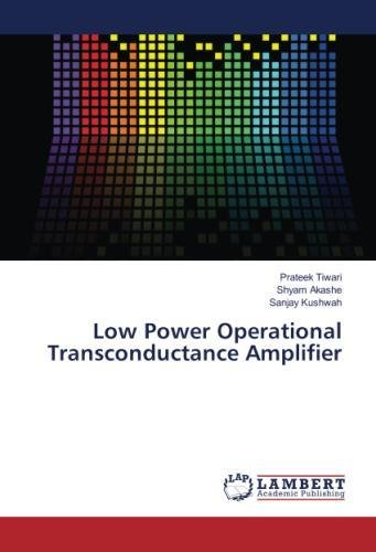 Low Power Operational Transconductance Amplifier ()