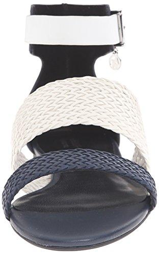 Vestito Da Donna In Tessuto Armani Sandalo Blu / Blu