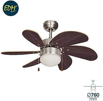 Amazon.es: EDM GRUPO Ventiladores de techo Ventiladores