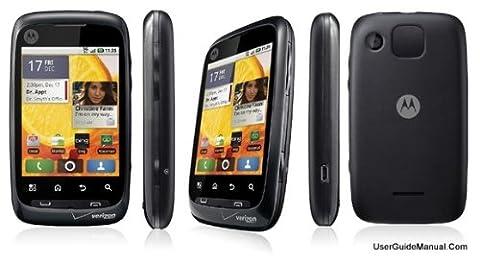 Motorola Citrus WX445 Android Smartphone 3-megapixel camera for Verizon (Verizon Camera Phones)