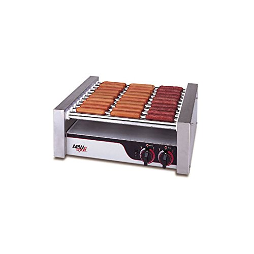 APW Wyott HR-20 Hot Dog Roller Grill 13