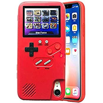 Amazon.com: Gameboy Case for IPhone, Aolvo Retro 3D ...