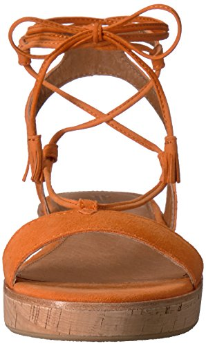 Frye Women's Miranda Gladiator Platform Sandal Orange fake sale online best seller for sale discount really buy cheap low price fee shipping cheap price low shipping fee Uc0Uakg
