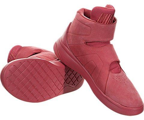 NIKE Herren Marxman PRM Basketballschuh Terra Red / Terra Rot