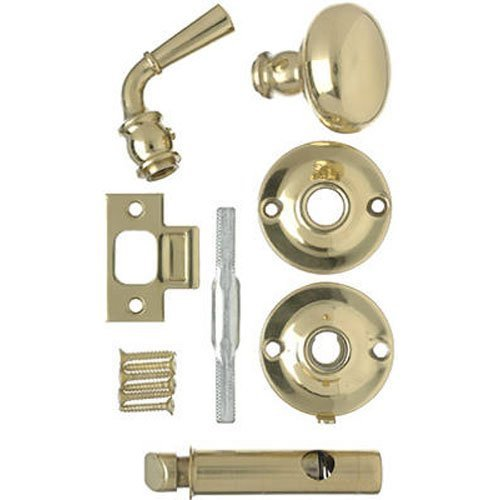 Wright Products V2200BR Screen Door Mortise Style Latch Brass Plated