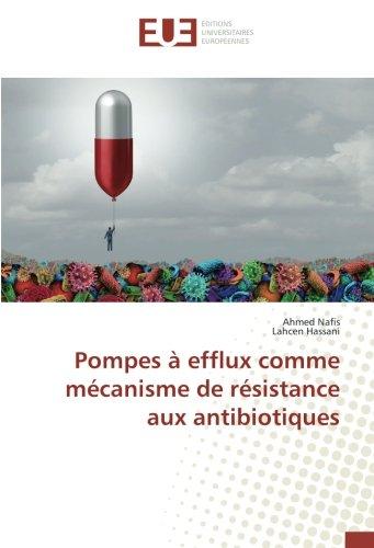 Buy Pompes à efflux comme mécanisme de résistance aux antibiotiques