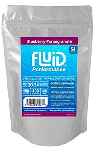 Drink Heed Sport Hammer (Fluid Performance Blueberry Pomegranate 54 Serving)