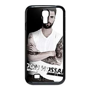 Adam Levine Hard Plastic Phone Case for samsung galaxy s4 Shell Phone ZDSVEN(TM)