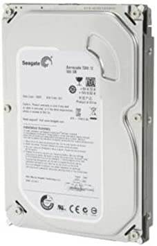 "Seagate Baracuda 500 GB,Internal,7200 RPM,3.5/"" ST500DM002 Hard Drive"