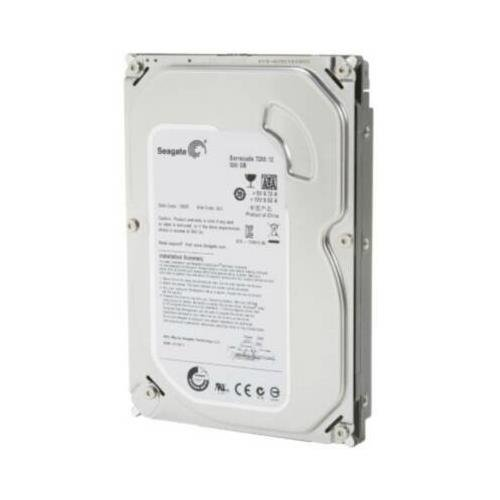 Seagate Barracuda ST500DM002 500 GB 3.5 Internal Hard Drive - SATA - 7200 rpm - 16 MB Buffer ()