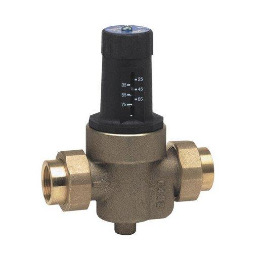 1'' LFN45BM1-DU-EZ Water Pressure Reducing Valve with Adjustable Pressure Setting, Lead Free