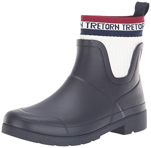 Tretorn Women's LIA Boot, Dark Blue, 7 M US
