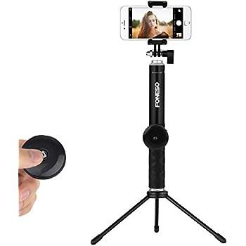 Amazon Com Premium Hd Selfie Stick Amp Tripod 3 In 1 Photo