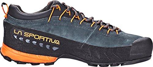 LA SPORTIVA TX4 GTX - APPROACH OUTDOOR TECHNICAL FOOTWEAR - CARBON / FLAME (43,5)