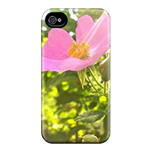 For Iphone Cases, High Quality A Pink Flower For Iphone 6plus Covers Cases