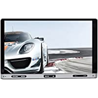 7 Inch Top Seller Navi Android 4.2.2 universal 2din Car PC DVD Player GPS Wifi Bluetooth Radio 1GB CPU DDR3 Capacitive Touch Screen 3G car stereo 1.2 GB audio Silver