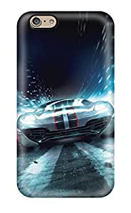 Premium Protection Grid 2 Game Case Cover For Iphone 6- Retail Packaging