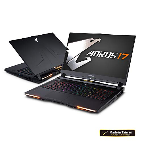 Compare Aorus 17 XA-7US2130SH (AORUS 17 XA-7US2130SH) vs other laptops