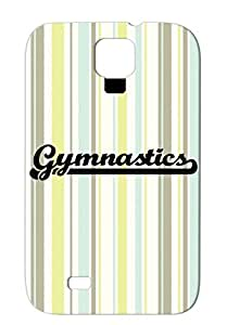 Miscellaneous Fitness Sports Yoga Sports Gymnastics Gym Black TPU Case Cover For Sumsang Galaxy S4