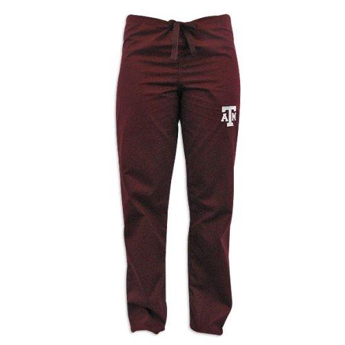 Texas A&M Aggies Scrubs Pants