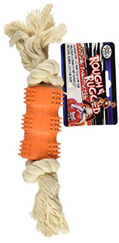 Four Paws Rough - Four Paws Rough and Rugged Small Dental Rope Dog Toy