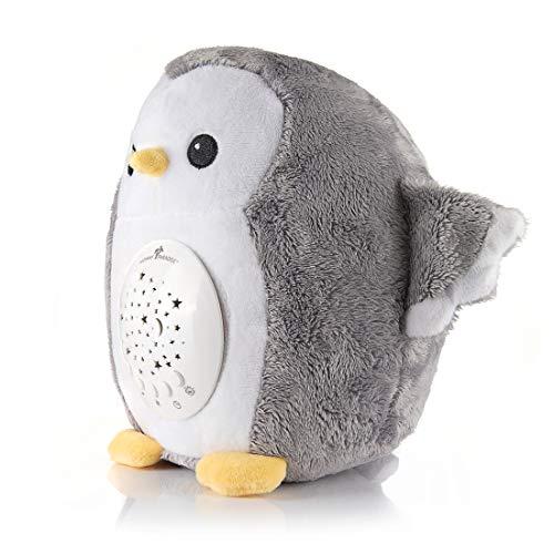 Mommy Paradise- Ultra Plush Stuffed Aminal Toy with Soothing Sound Machine, Cry Sensor Technology