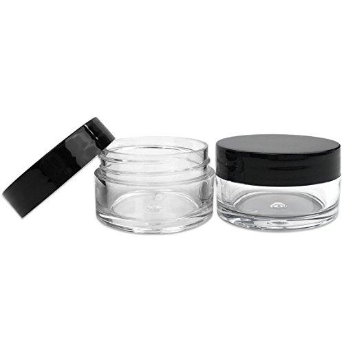 Amazon.com : Envases Para Cremas Cosmeticas - Envases Vacios Para Cosmeticos - Set De 12 Envases : Beauty
