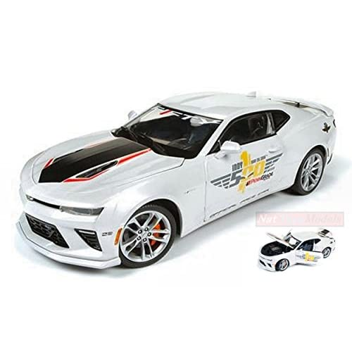 AUTO WORLD AW236 CHEVY CAMARO INDY PACE CAR 2017 40th ANNIVERSARY 1 ...