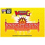 Cardfight Vanguard G KNIGHT OF THE SUN Trial Start Deck TCG English SD2 - 52 cards!