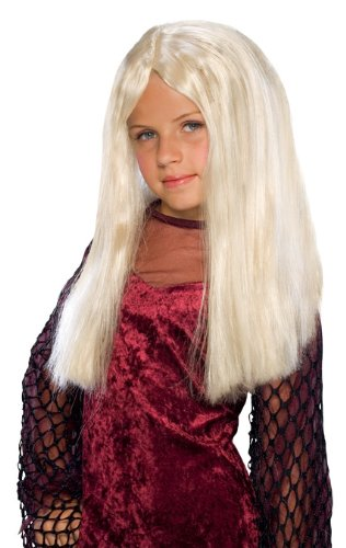 Rubies Child Witch Wig (Blonde Witch Costume)