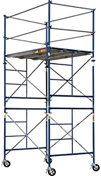 Metaltech 2-Section Scaffolding System