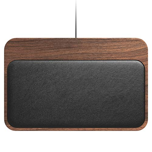Nomad Base Station | Walnut Hub Edition (Includes Global Adapters)