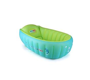 MOPIAN Bañera Flotador De La Natación Infantil De Seguridad Tina De Baño De Natación Accesorios Niños Portátil Plegable Bañera Vaso De La Piscina: ...