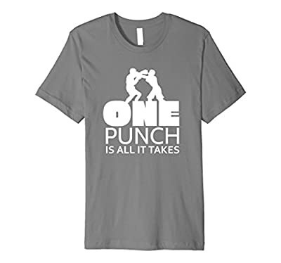 Boxing Shirts For Boys-Cool Fight Graphic Tee Tops-Mens Gift