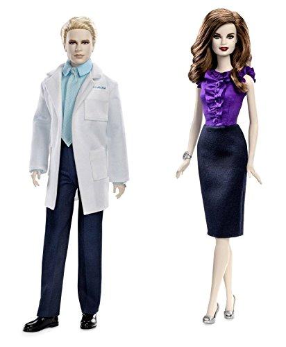 Barbie Collector The Twilight Saga Breaking Dawn Carlisle Doll & Esme Doll Bundle