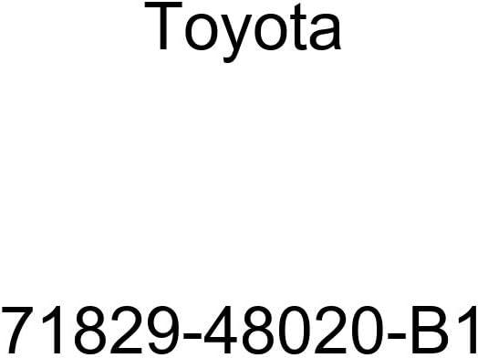 TOYOTA Genuine 71829-48020-B1 Seat Cushion Molding