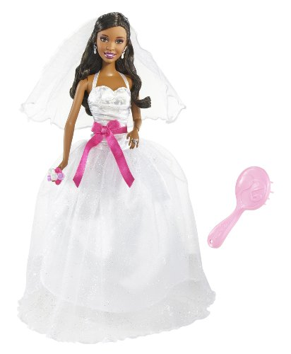 Barbie I Can Be Bride Doll, (Brunette Bride Doll)