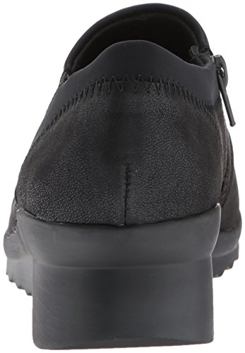 Clarks Womens Caddell Denali Slip-on Loafer Svart